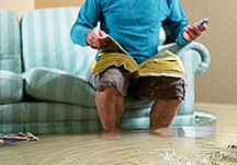Water/Flood Damage Restoration Sunshine Coast